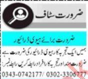 HTV Heavy Driver Job 2019 in Peshawar KPK
