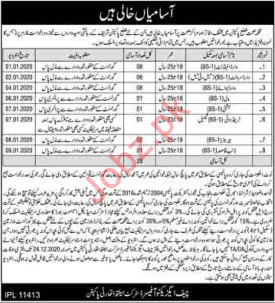 District Health Authority Jobs 2019 in Pakpattan