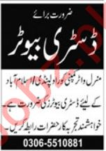Distributors Jobs Career Opportunity in Islamabad
