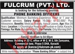 Fulcrum Pvt Ltd Walk In Interviews 2020