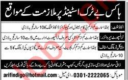Umrah Group Pakistan Management Jobs 2020