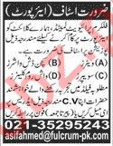 Fulcrum Pvt Ltd Jobs 2020 in Karachi