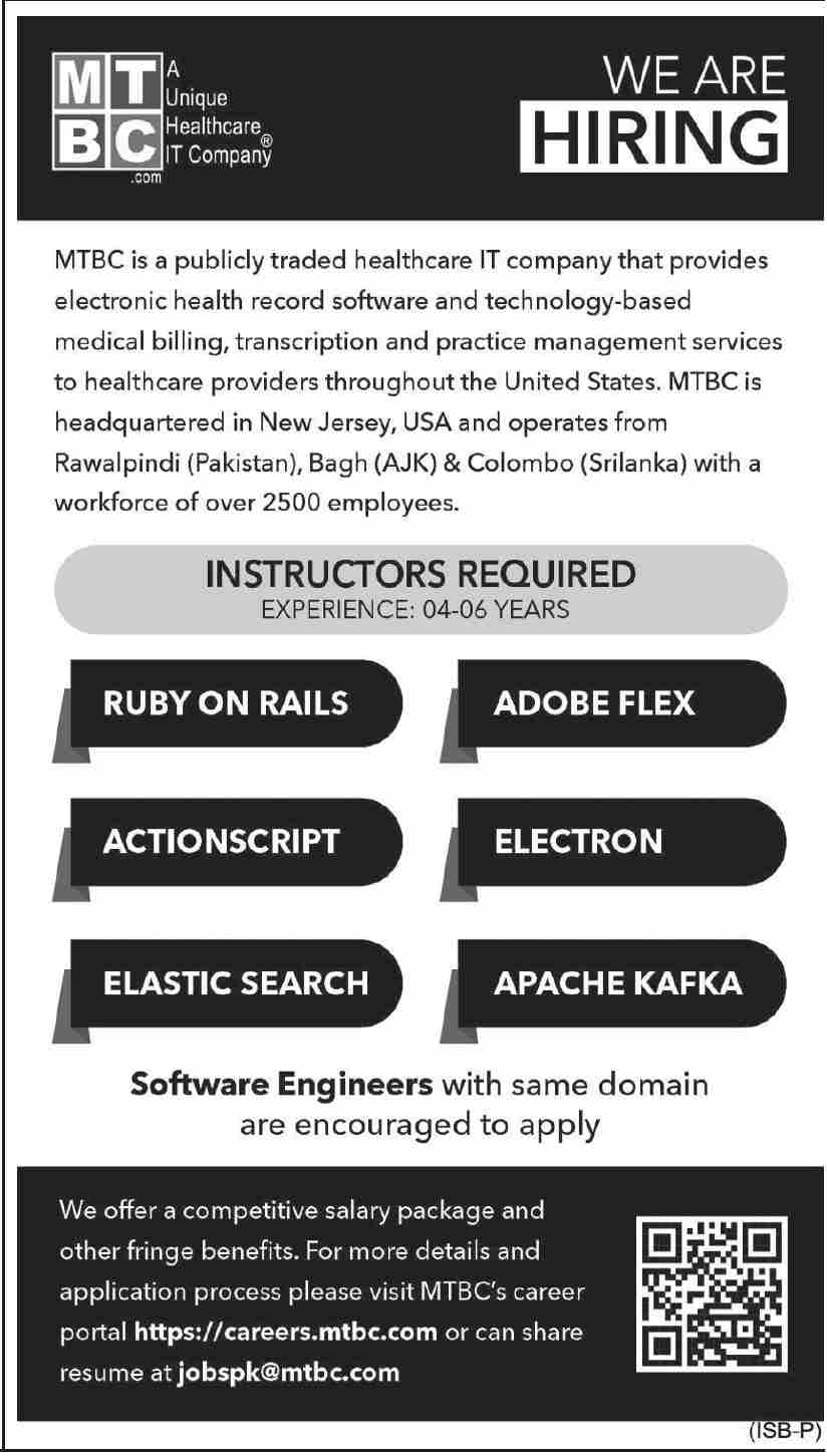 Medical Transcription and Billing Company MTBC Jobs 2020