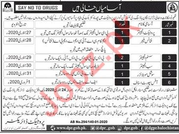 Earthquake Reconstruction and Rehabilitation Authority Jobs