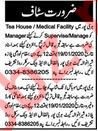 Daily Aaj Management Staff Jobs 2020 in Haripur