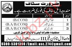 Accounts Officer Recovery Officer Jobs in Hassan Abdal 2020