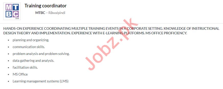 Medical Transcription & Billing Company MTBC Rawalpindi Jobs
