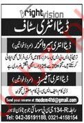 Right Vision Pvt Limited Jobs in Lahore