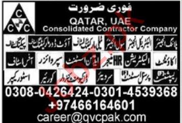 Accountant & Admin Assistant Jobs 2020 in Qatar
