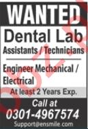 Engineer Mechanical & Electrical Engineer Jobs 2020