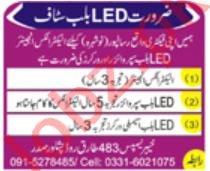 Electronics Engineer & LED Bulb Supervisor Jobs 2020