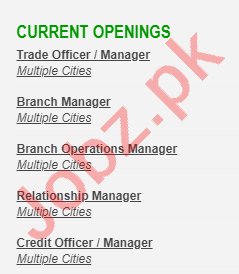 Muslim Commercial Bank MCB Jobs 2020 for Managers
