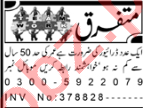 Driving Staff Jobs Career Opportunity in Peshawar