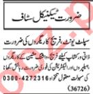 Electrician & Plumber Jobs 2020 in Lahore