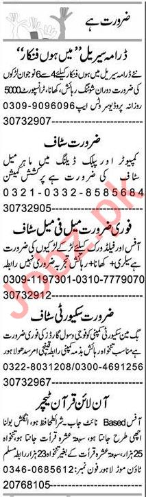 Public Dealing Expert & Coordinator Jobs 2020 in Faisalabad
