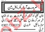 Order Booker & Salesman Jobs 2020 in Multan