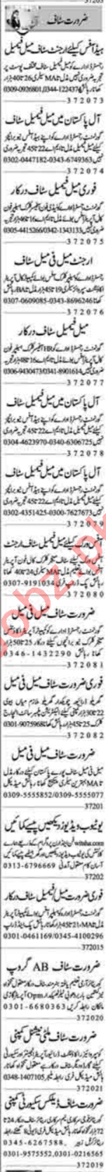 Office Assistant & Recovery Officer Jobs 2020 in Lahore