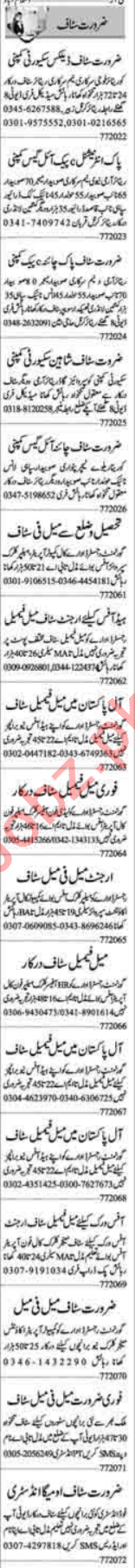 Assistant Manager & Branch Manager Jobs 2020 in Lahore