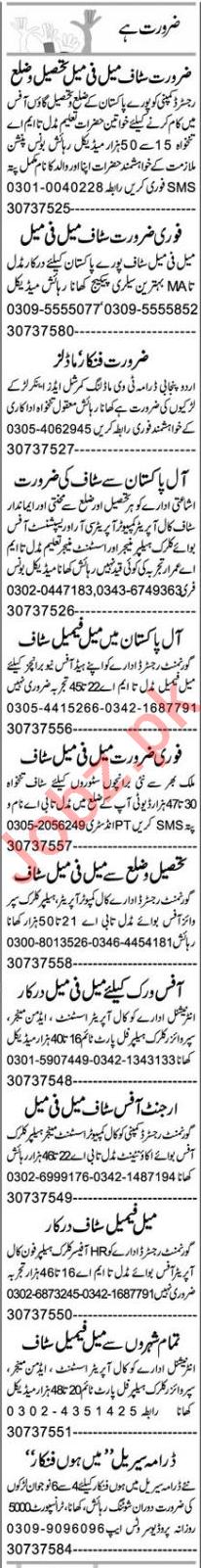 Sales Officer & Admin Officer Jobs 2020 in Multan