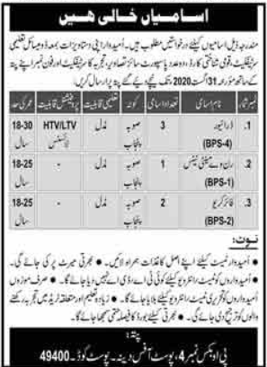 Public Sector Organization Jobs 2020 in Dina