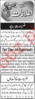 House Staff Jobs Open in Abbottabad 2020