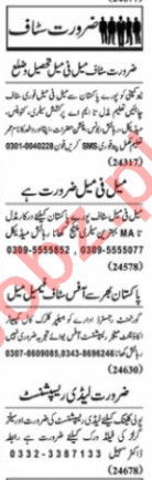 Purchase Assistant & Import Executive Jobs 2020 in Lahore