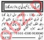 Security Guard & Security Incharge Jobs 2020 in Multan