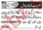 Models & Actors Jobs Open in Lahore