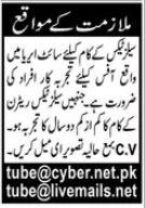 Office Workers Jobs 2020 in Karachi