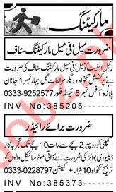 Sales Consultant & Sales Coordinator Jobs 2020 in Peshawar