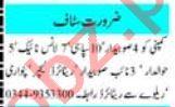 Security Incharge & Security Guard Jobs 2020 in Peshawar