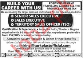 Sales Staff Jobs in Private Company