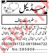 Female Medical Officer & LHV Jobs 2020 in Peshawar