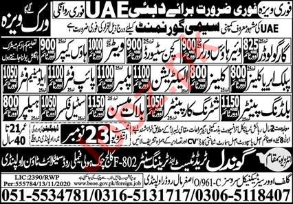 Kitchen Assistant & Warehouse Worker Jobs 2020 in Dubai