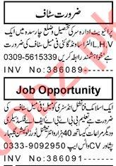 House Officer & Medical Officer Jobs 2020 in Peshawar