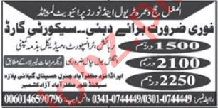 Security Guard & Security Officer Jobs Career Opportunity