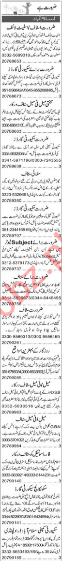 Field Officer & Insurance Agent Jobs 2021 in Islamabad