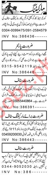 Regional Sales Manager & Salesman Jobs 2021 in Peshawar