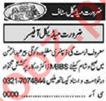 Khabrain Sunday Classified Ads 6 Dec 2020 for Medical Staff