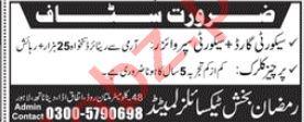 Ramzan Bakhsh Textile Mills Lahore Jobs 200 for Clerk