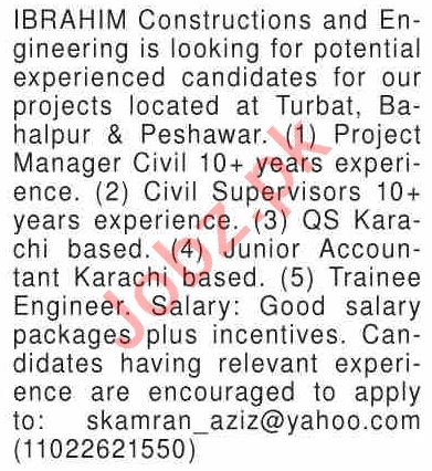 Dawn Sunday Classified Ads 13 Dec 2020 Medical & Paramedical