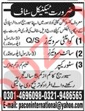 Paco International Lahore Jobs 2021 for Site Surveyors