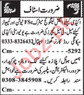 English Language Teacher Jobs 2021 in Quetta