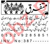 Delivery Boy & Security Guard Jobs 2021 in Peshawar