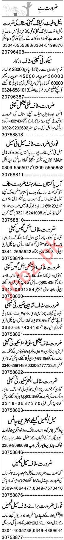 Data Entry Operator & Call Operator Jobs 2021 in Peshawar