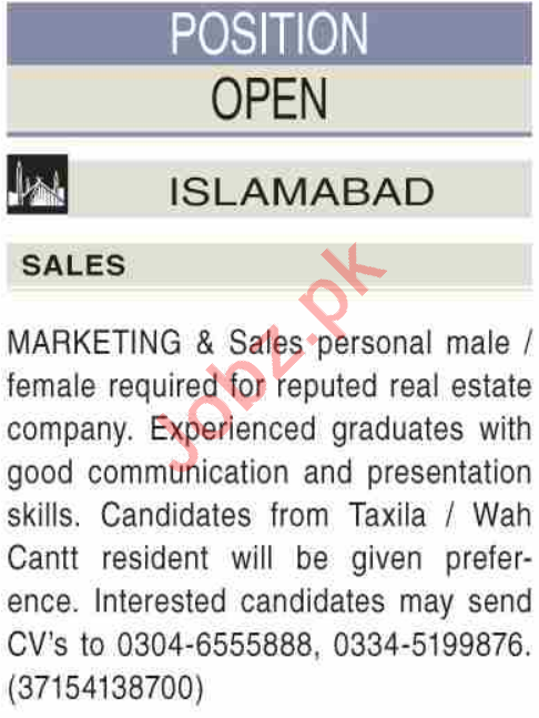 Real Estate Manager & Sales Representative Jobs 2021