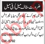 Social Media Manager & Area Coordinator Jobs 2021 in Multan