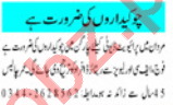 Chowkidar & Security Guard Jobs 2021 in Peshawar