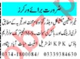 Lathe Machine Operator & Mechanic Jobs 2021 in Peshawar