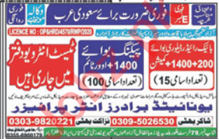 Delivery Boy & Packing Boy Jobs 2021 in Saudi Arabia